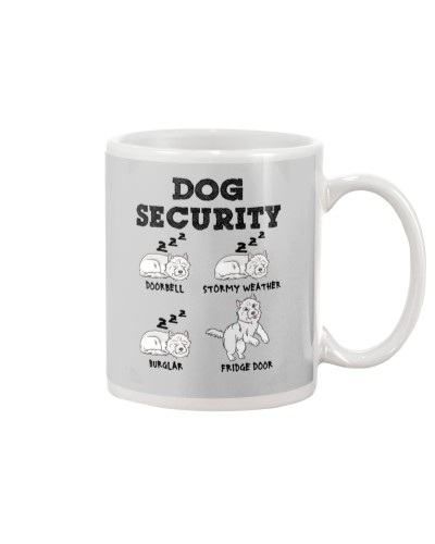 Westie  Dog Security