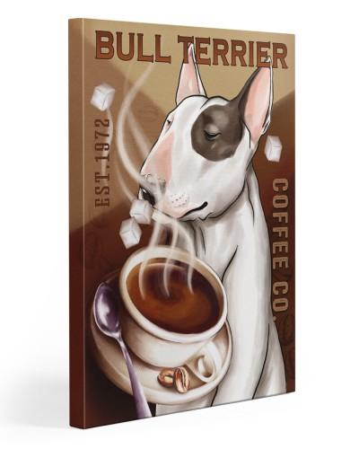 Bull Terrier Coffee