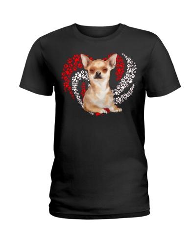 Chihuahua Dog Heart