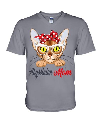 Abyssinian Mom