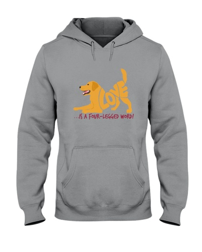 Golden Love Dog lover shirt