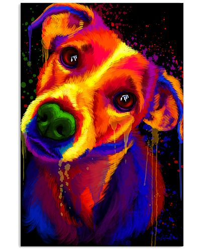 Jack Russell Water Color