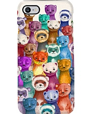 Ferret  Multi-Dog D2 Phone Case thumbnail