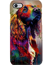 Cocker Spaniel Poster Water Color V9 2107 Phone Case thumbnail