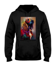Cocker Spaniel Poster Water Color V9 2107 Hooded Sweatshirt thumbnail