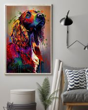Cocker Spaniel Poster Water Color V9 2107 11x17 Poster lifestyle-poster-1