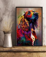 Cocker Spaniel Poster Water Color V9 2107 11x17 Poster lifestyle-poster-3