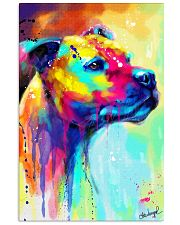 Staffordshire  Colorful Art 16x24 Poster front