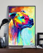 Staffordshire  Colorful Art 16x24 Poster lifestyle-poster-2
