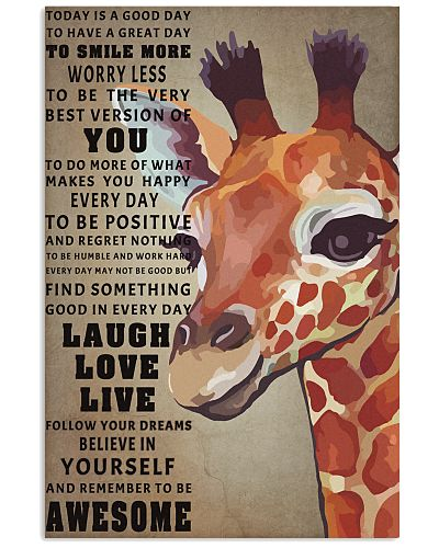 Girafe to be awesome