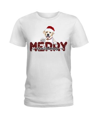 Labrador merry