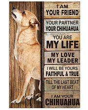Chihuahua Partner 11x17 Poster thumbnail