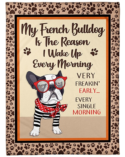 I am a French Bulldog Is The Reason