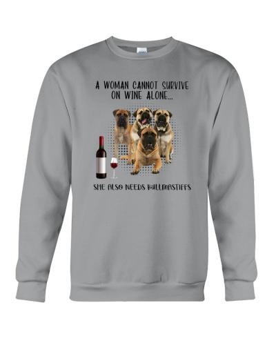 Bullmastiff Wine