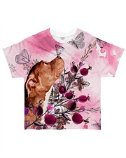 Pitbull All-over T-Shirt front