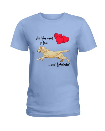 All You need Is Love And Labrador