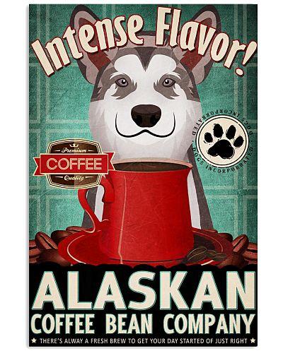 Alaskan Malamute Coffee Bean Company