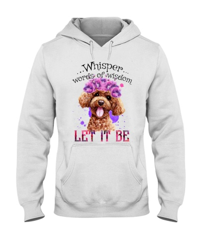 Poodle Whisper Words Of Wisdom