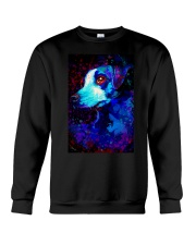 Jack Russell Water Color Art QW12 Crewneck Sweatshirt thumbnail