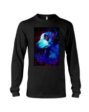 Jack Russell Water Color Art QW12 Long Sleeve Tee thumbnail