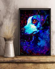 Jack Russell Water Color Art QW12 24x36 Poster lifestyle-poster-3