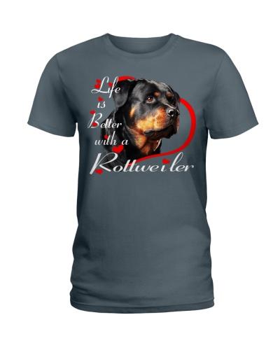 Rottweiler Life Is Better