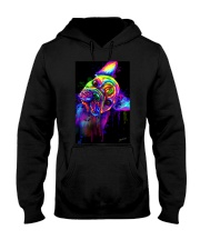 French bulldog Water Color Art Flow S10 Hooded Sweatshirt thumbnail