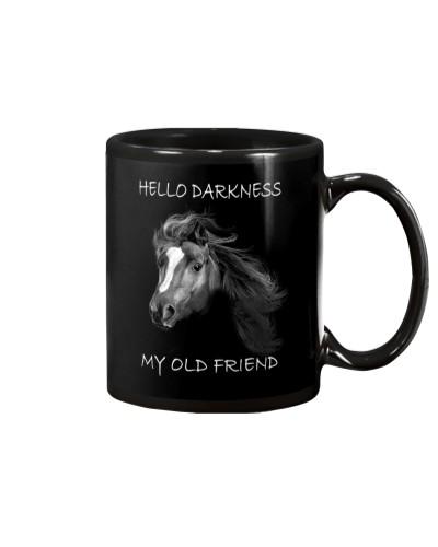 Horse darkness