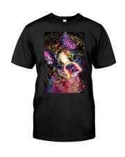 Boston Terrier Splash Classic T-Shirt thumbnail