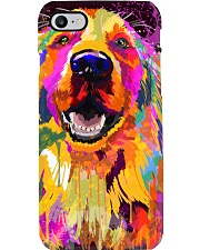 Golden Retriever Water Color Art J2 Phone Case thumbnail