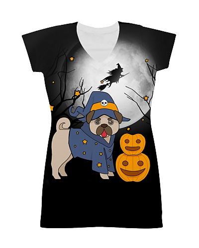 Pug Halloweem