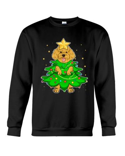 poodle Christmas Tree