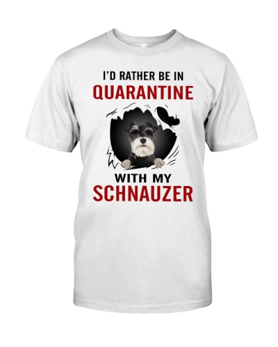 Schnauzer Quarantine