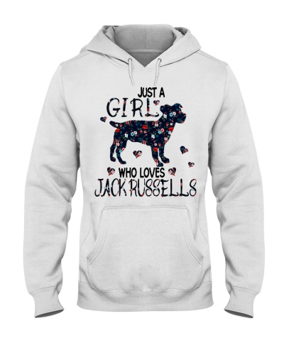 Jack Russell Just A Girl Who Love Dog