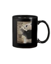 Panda poster Mug thumbnail