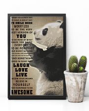 Panda poster 11x17 Poster lifestyle-poster-8
