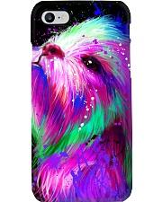 Shih Tzu Water Color Phone Case thumbnail