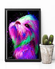 Shih Tzu Water Color 16x24 Poster lifestyle-poster-8