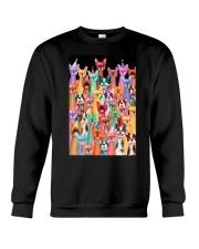 French bulldog Crewneck Sweatshirt thumbnail