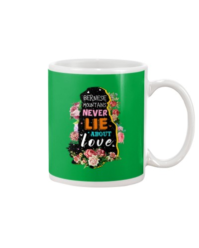 Bernese Mountain Never Lie About Love