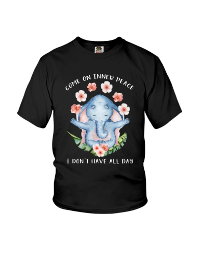 Elephant Come On Inner Peace