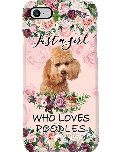 Just a girl who loves Poodle