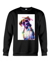 Boxer Poster Great Art V1 Crewneck Sweatshirt thumbnail