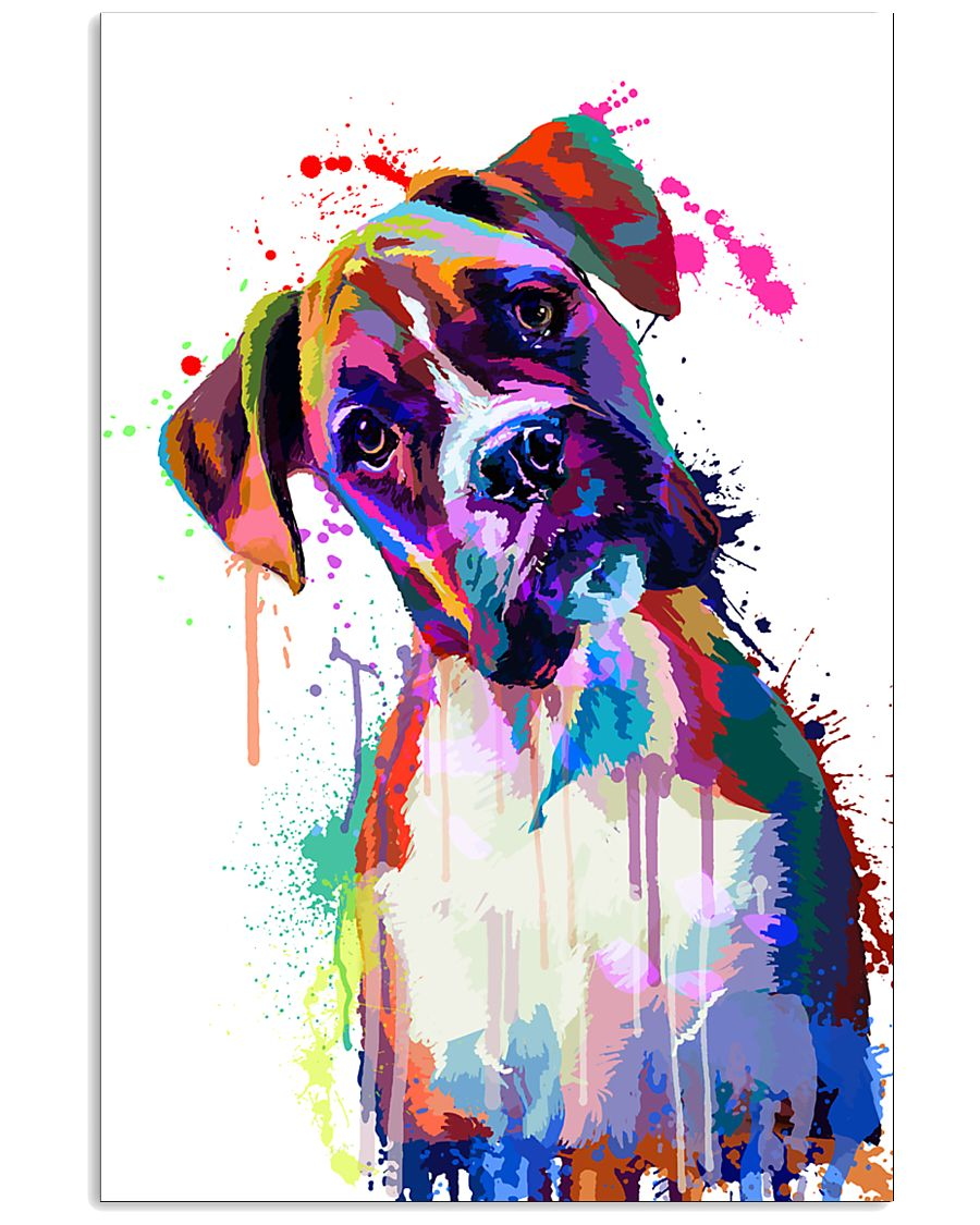 Boxer Poster Great Art V1 11x17 Poster