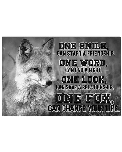 Fox One Smile