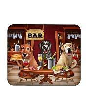 Labrador Wine Mousepad thumbnail
