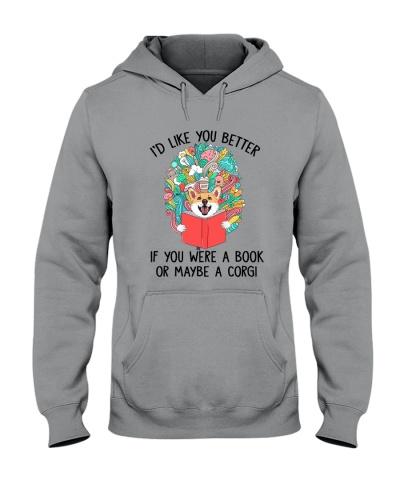 If You Were A Book Or Maybe A Corgi