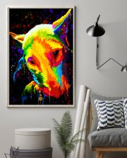 Bull Terrier color 11x17 Poster lifestyle-poster-1