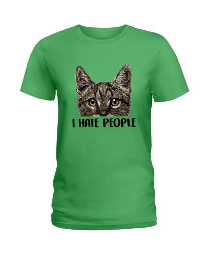 Cat I Hate peaple