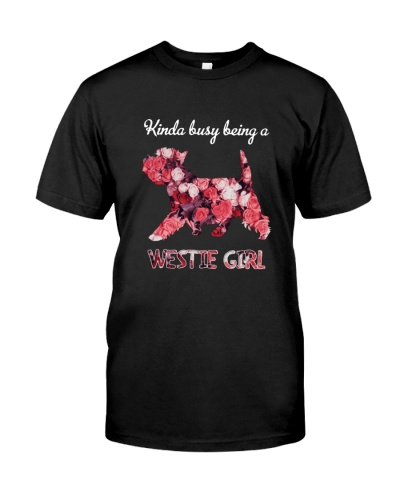 Westie Girl